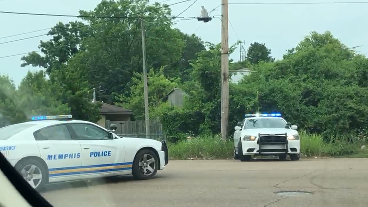 Memphis Police Department responds to shooting.