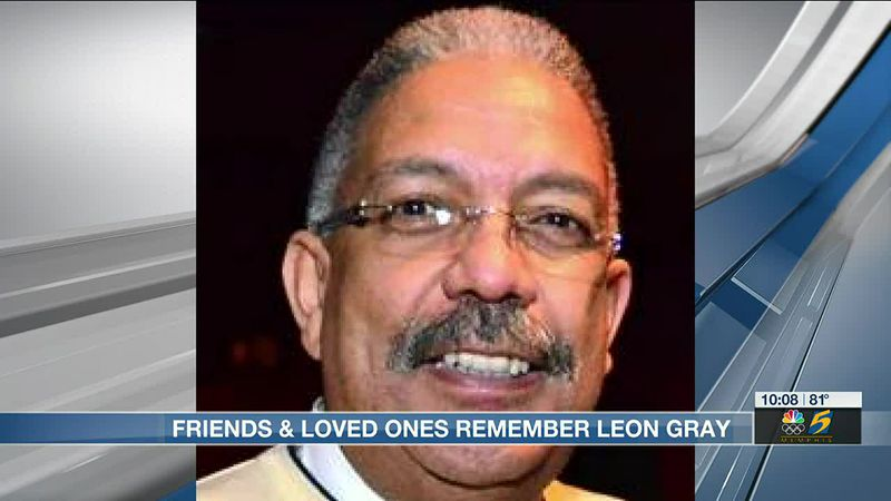 Mid-South communities remembering Leon Gray