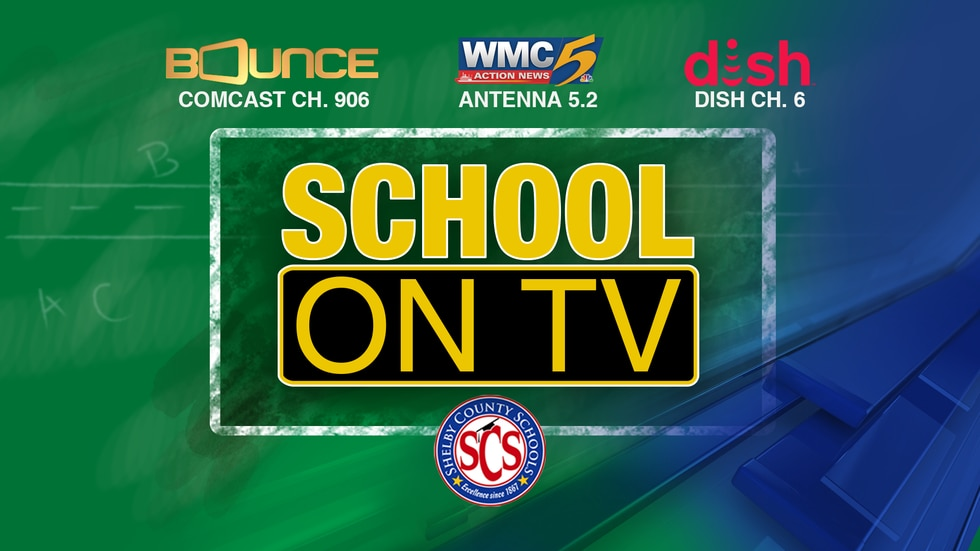 WMC Action News 5 partners with Shelby County Schools to broadcast home lessons for local...