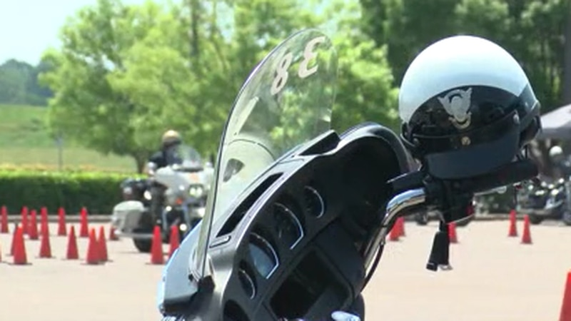 MPD motor officer remembered at annual motorcycle rodeo