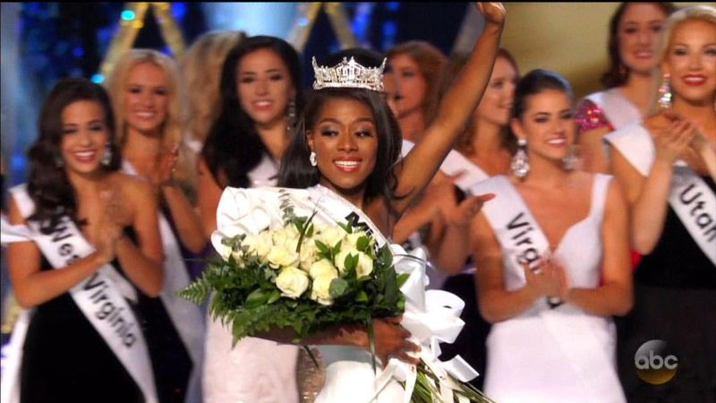 The Miss America competition aired on NBC for two decades. (Source: Miss America)