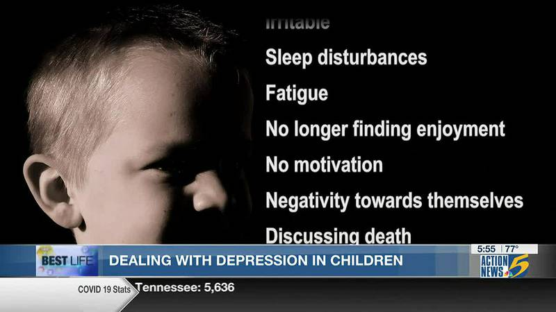 Best Life: Dealing with childhood depression