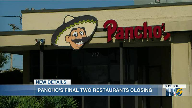 Pancho's final two Mid-South restaurants closing