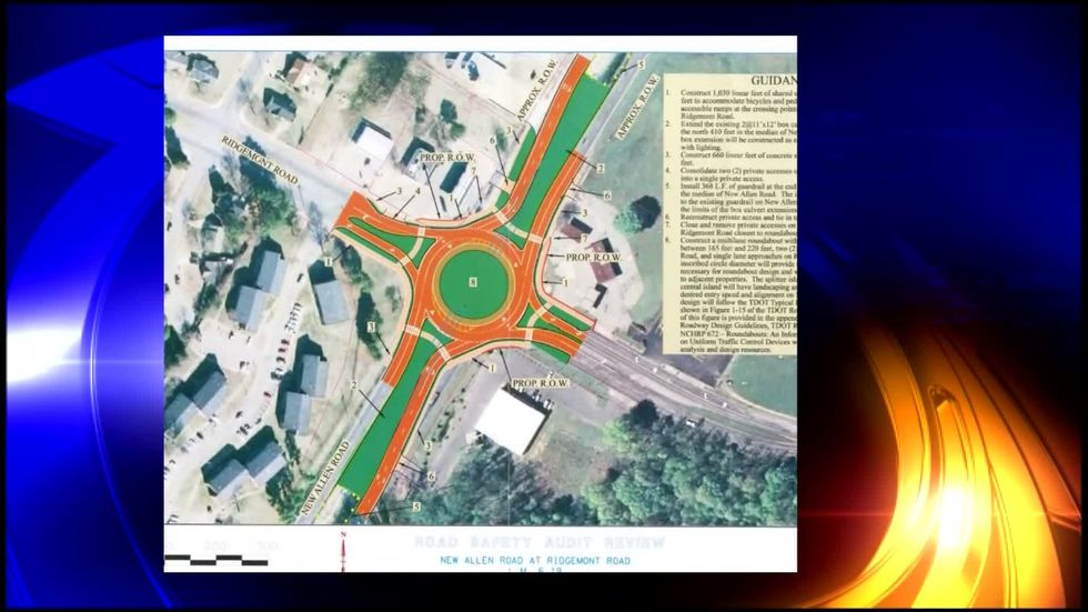 TDOT will host a public meeting on Thursday to talk about making the dangerous Ridgemont Road...