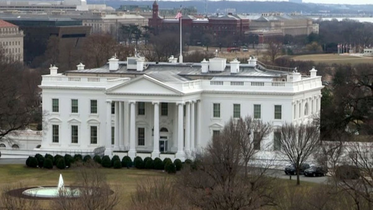 FILE - This file image shows the White House in Washington, D.C.