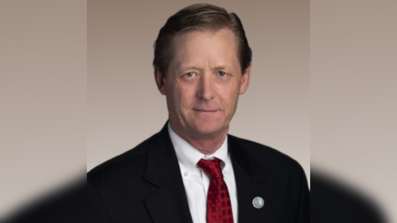 Tennessee State Rep. Bruce Griffey (R-Paris)
