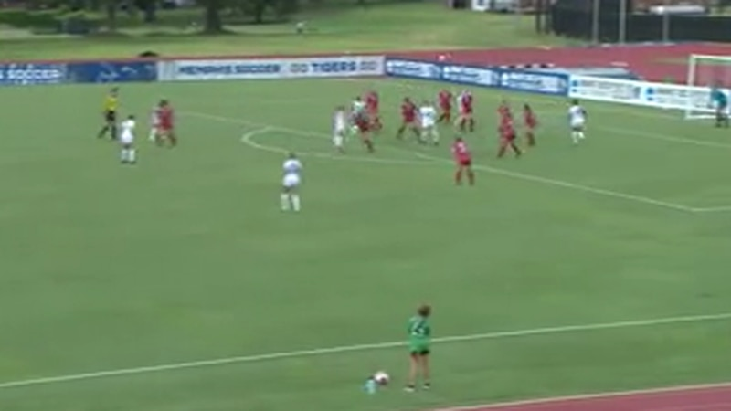 Tiger women's soccer ranked 5th in nation