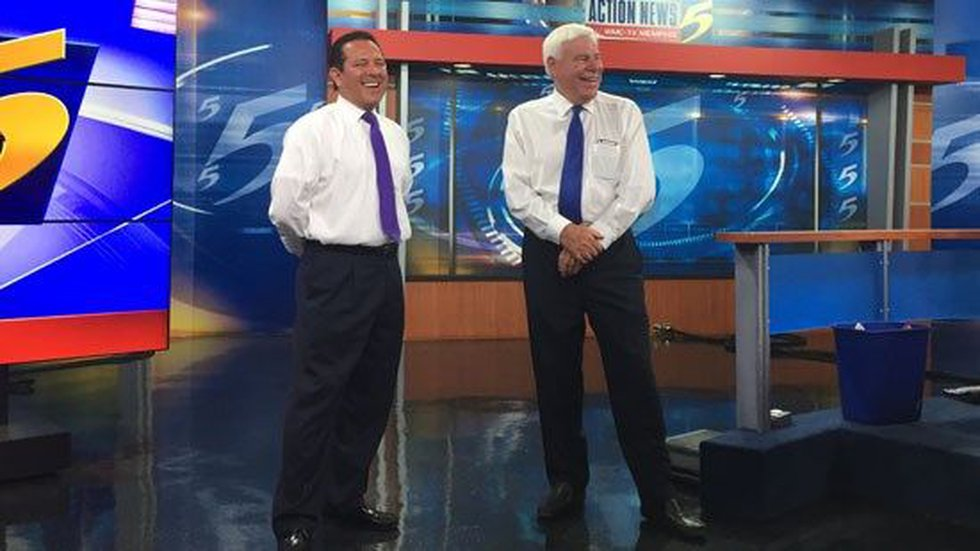 Ron Childers will take over the role of Chief Meteorologist beginning September 1st.