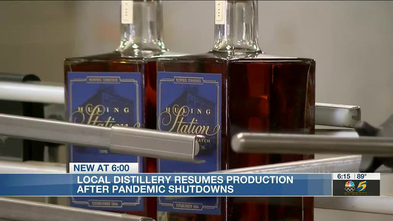 Old Dominick's returns to Whiskey