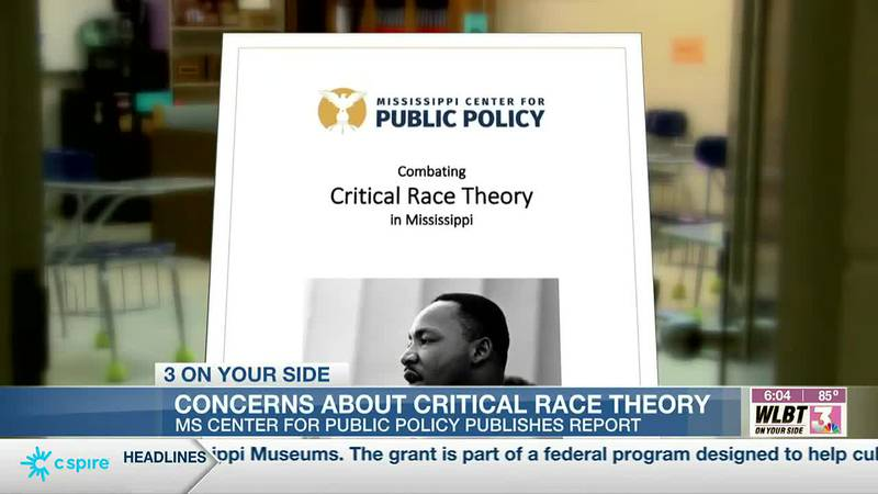 New report examines Critical Race Theory and whether it's an issue in Mississippi