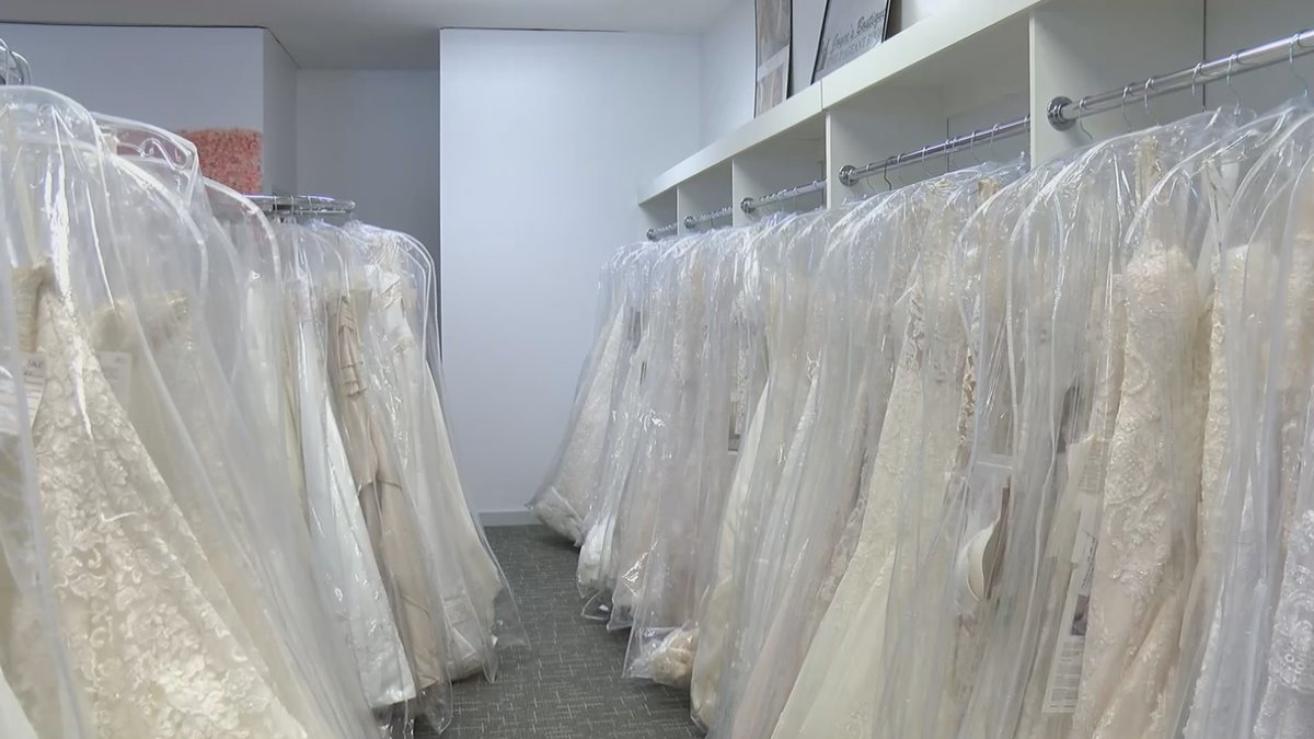 Dress manufacturers in China impacted by the coronavirus