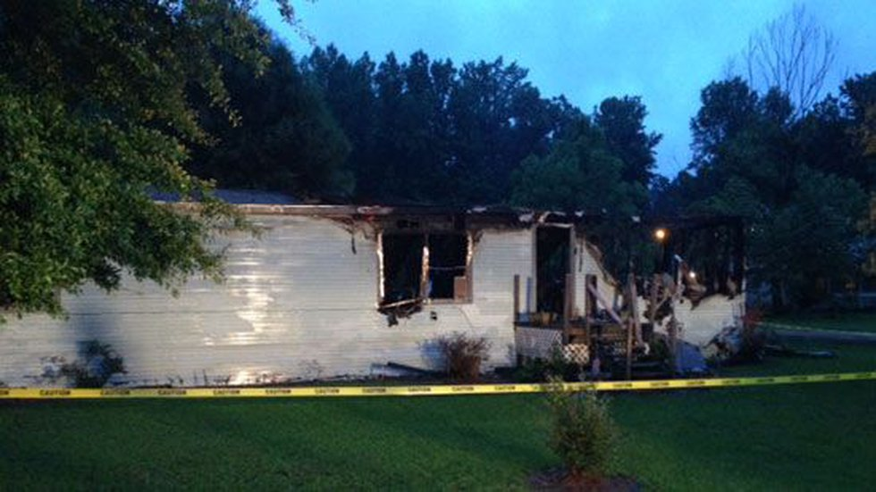 Two people were killed in an early morning fire in Panola County.