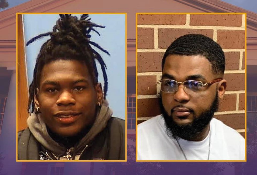 These two students were killed in a shooting 13 miles from Alcorn State University early in the...