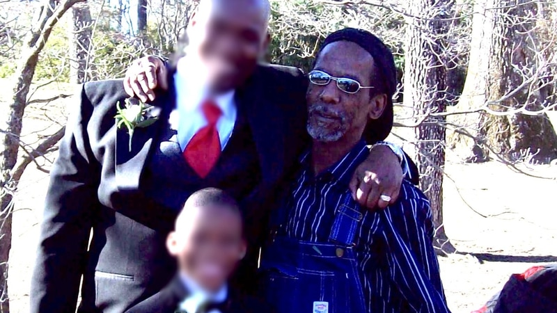 67-year-old Lawrence Houston, Jr.