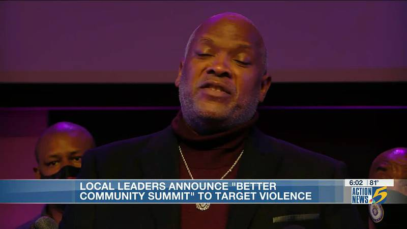 City leaders, US attorney announce summit to help cut crime in Memphis