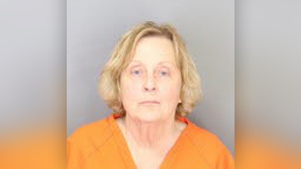 Booking photo for Charlotte Creasy (Source: Shelby County Jail)