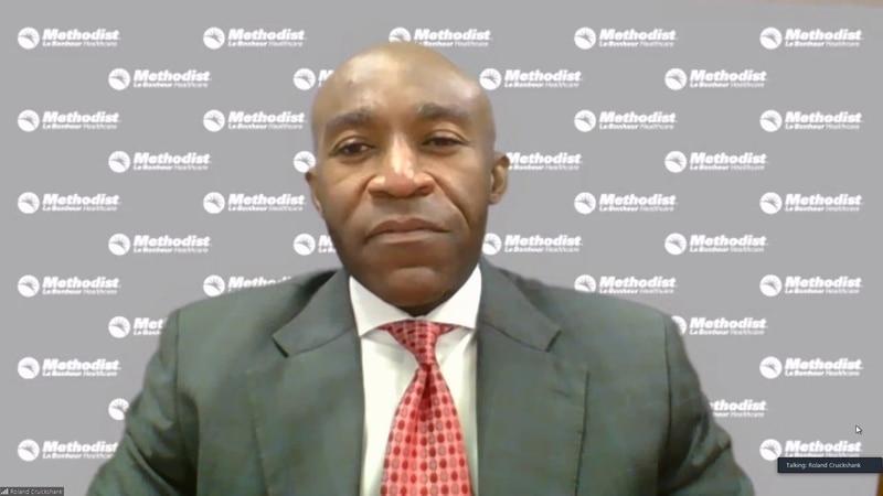 Methodist University Hospital president discusses fight against COVID-19