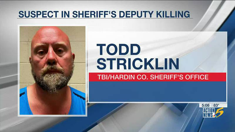 Man charged with murder in death of Hardin Co. deputy