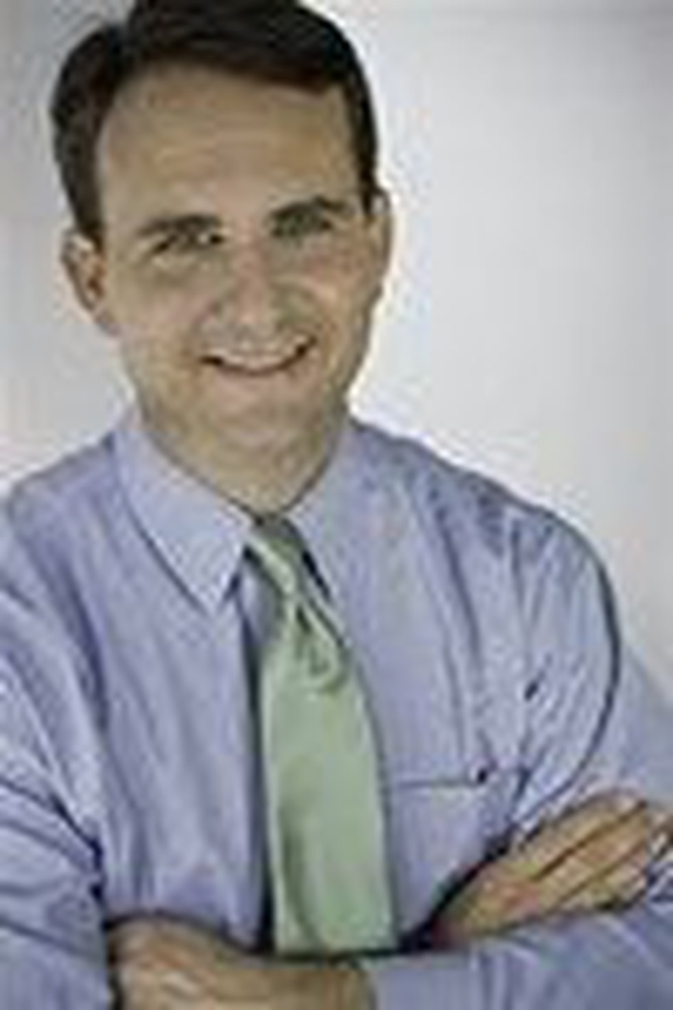 David Breckenridge, pastor of First Baptist Church Memphis (SOURCE: FBC)