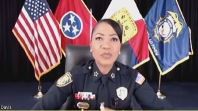 Chief Davis joins panel discussion on women in law enforcement