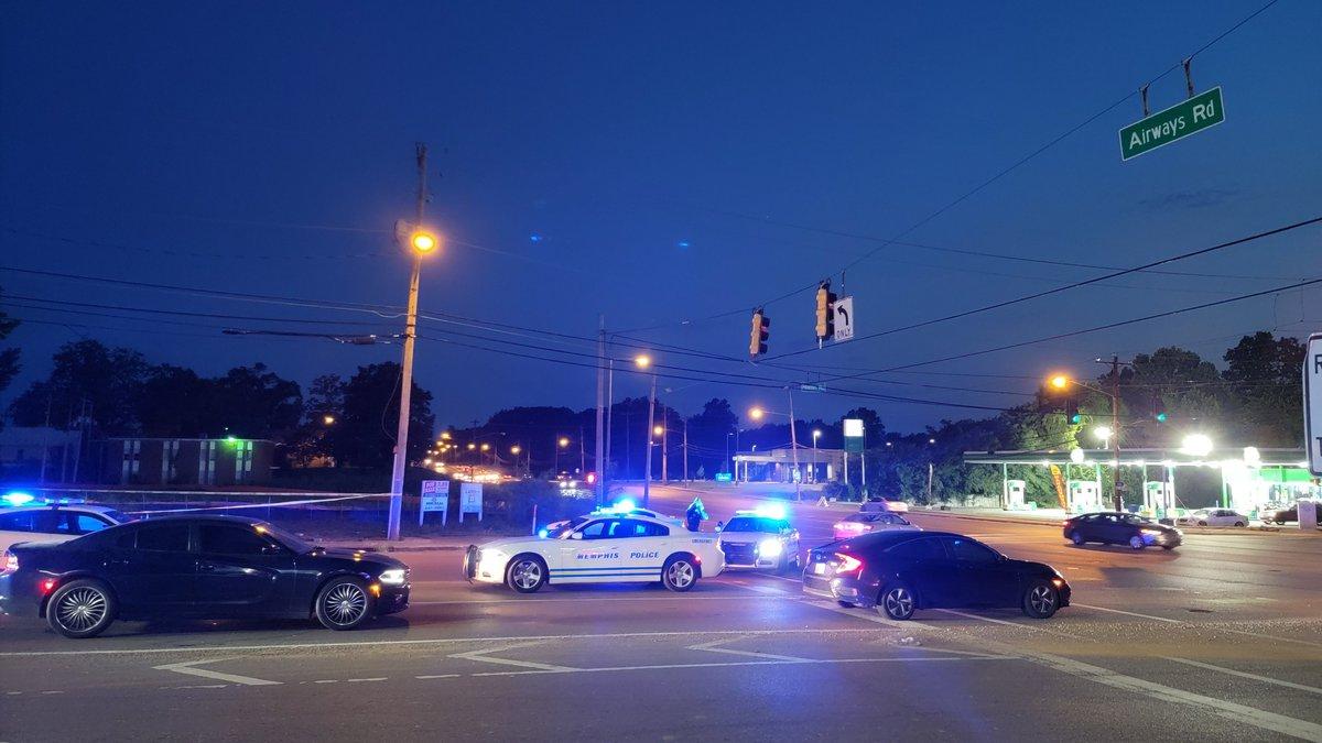 Memphis shooting leaves man critically injured