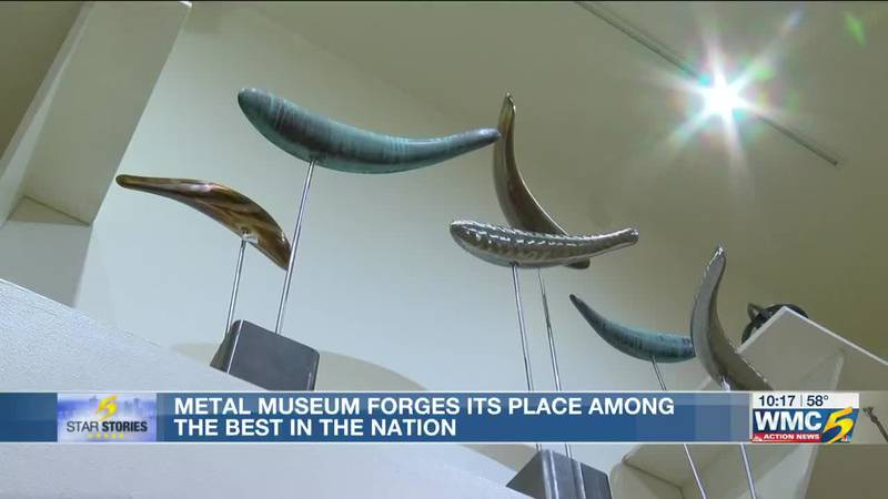 5 Star Stories: The Metal Museum