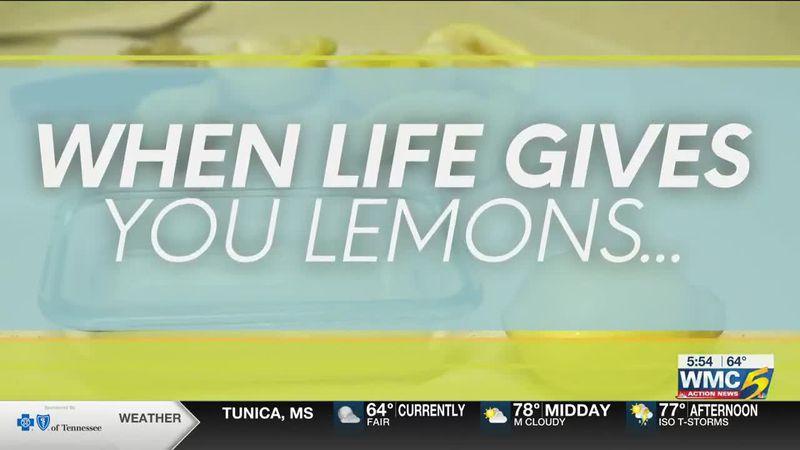 Bluff City Life - Preserving lemon juice