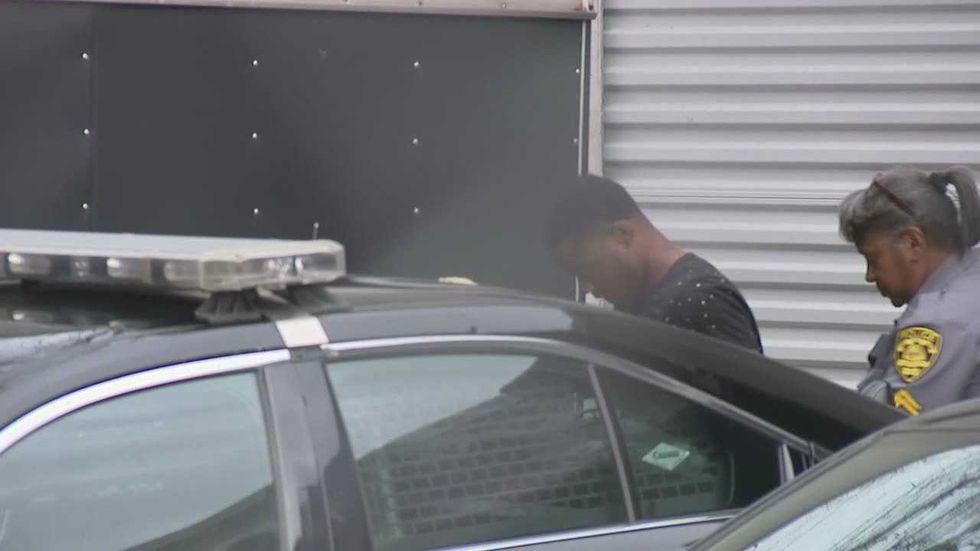 Erron Brown was arrested in Georgia. (Source: WAGA)