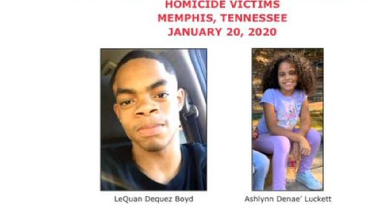 Reward offered for info in death of LeQuan Boyd and Ashlynn Luckett