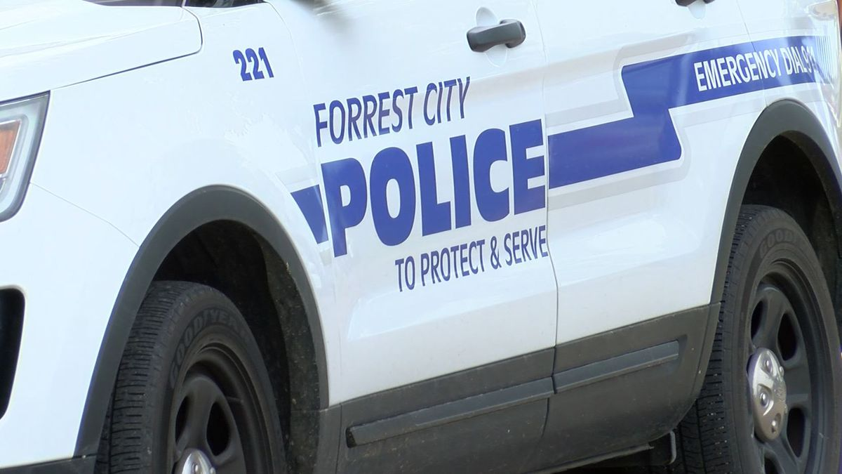 Forrest City Police