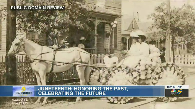 5 Star Stories: Juneteenth honoring the past and celebrating the future