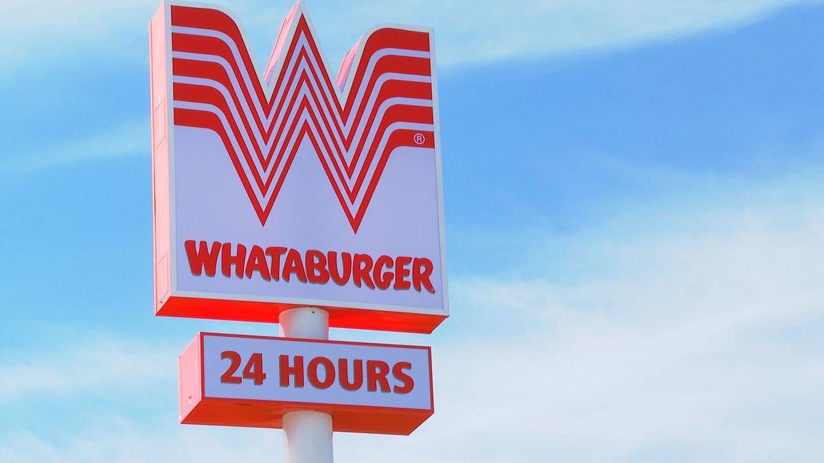 Whataburger (Foto de archivo)