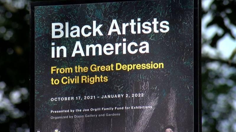 Dixon Gallery exhibit