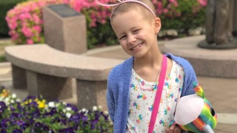 8-year-old cancer survivor from Mississippi - Charlotte