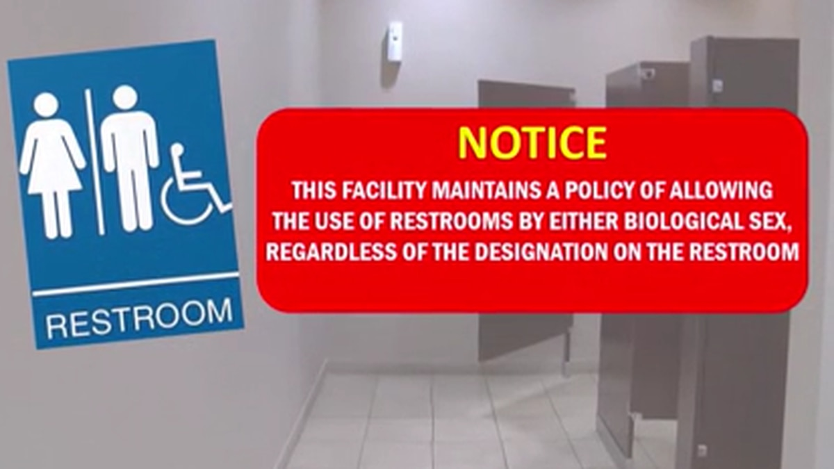 Lawsuit filed over Tennessee bathroom law