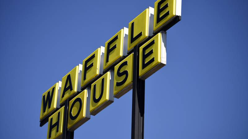 Ever wonder how much time you could spend inside a Waffle House? (AP Photo/Mike Stewart)