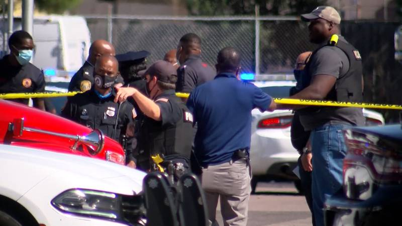 Memphis post office shooting