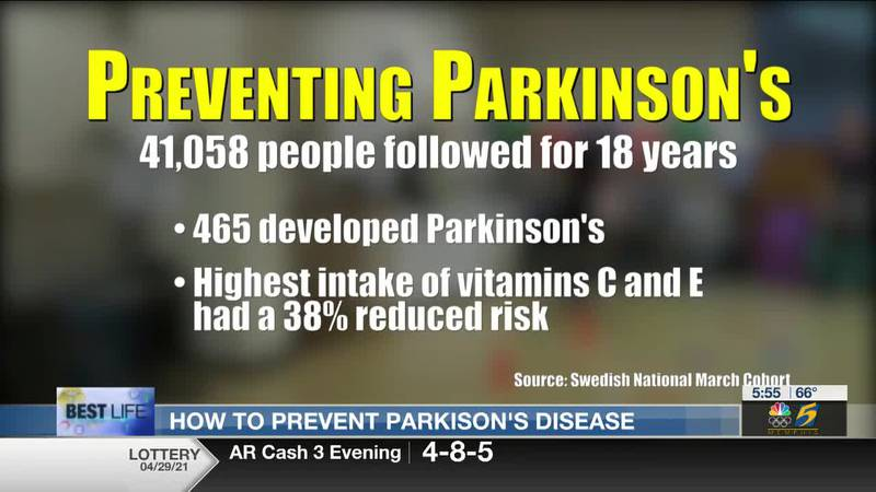 Best Life: How to prevent Parkinson's disease