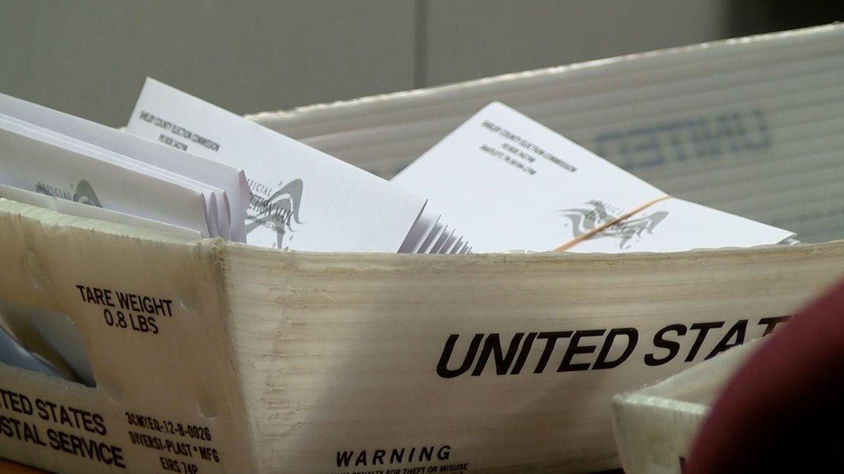 Tennessee absentee ballot
