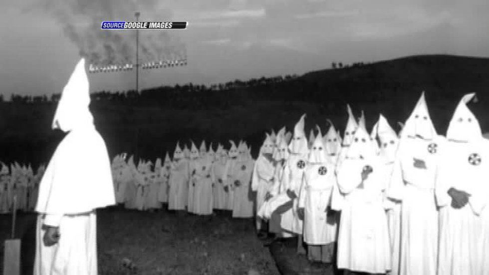 KKK members have usually shrouded themselves in anonymity.