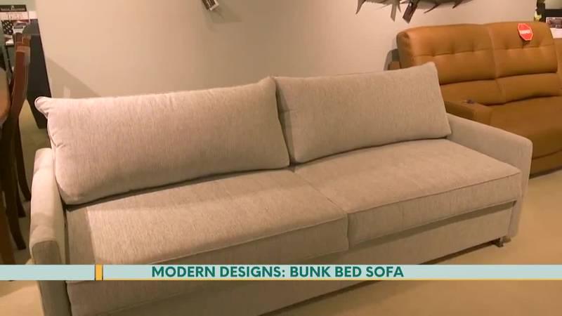 Modern Designs: Bunk Bed Sofa