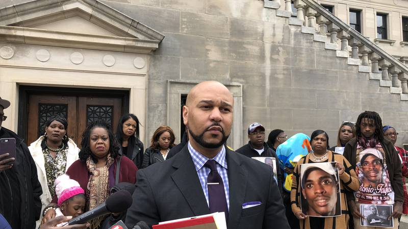 Attorney Carlos Moore represents 13 families of MDOC prisoners filing a federal lawsuit against...