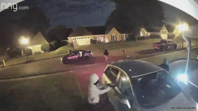 Neighborhood on alert after 80-year-old neighbor carjacked at gunpoint