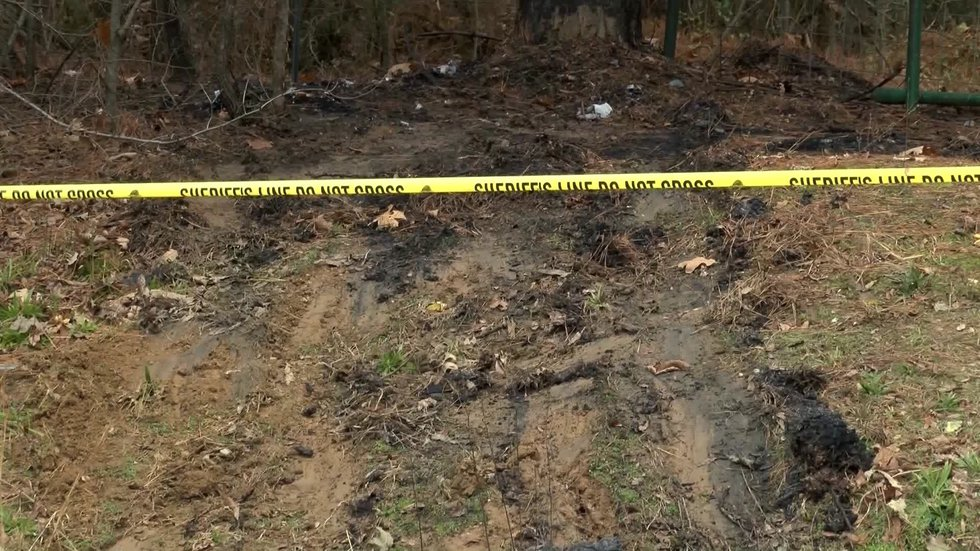 Jessica was burned alive near her car, which was also set on fire. (Source: WMC Action News 5)