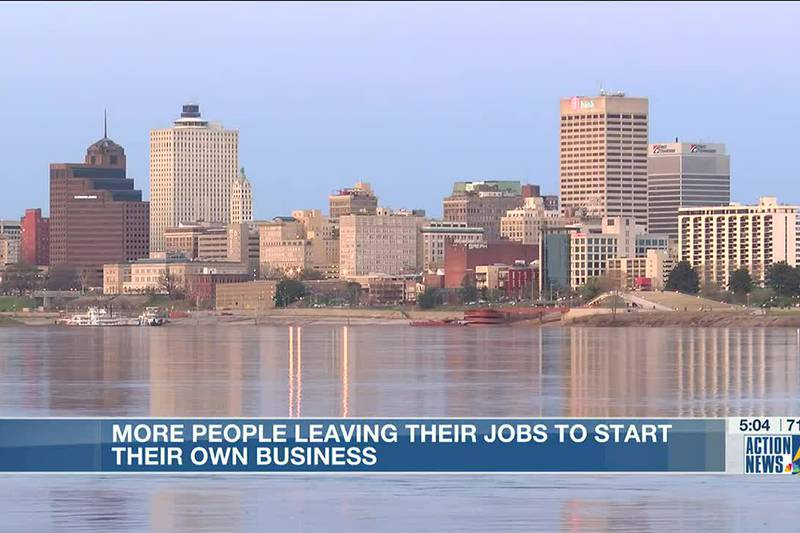 Memphis and Shelby County seeing a boom in entrepreneurship