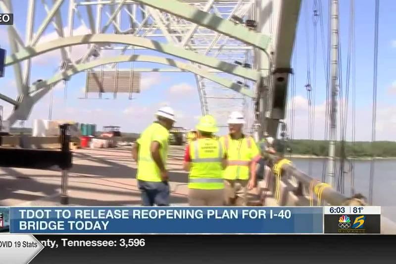 I-40 bridge