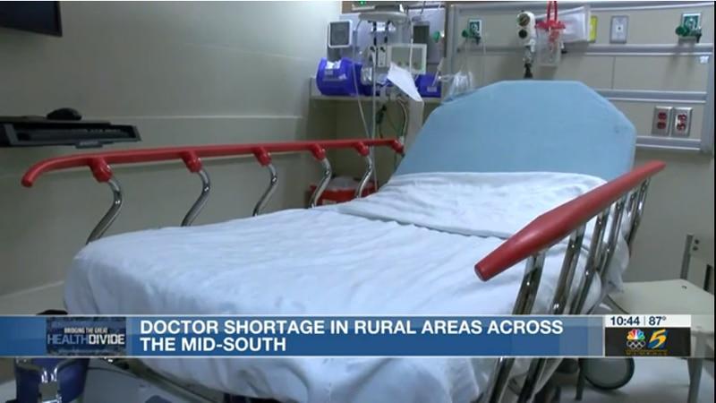 BGHD Doctor Shortage