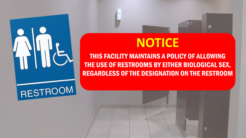 Tennessee's new bathroom bill says business owners who allow transgender people to use...