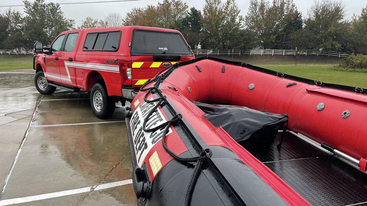 Lafayette Co. Fire Dept. preparing for Hurricane Zeta