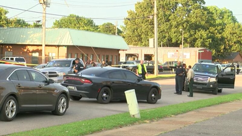Deputy, driver in stable condition after traffic stop in Memphis ends in gunfire